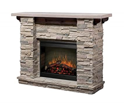 Amazon Com Dimplex Featherston Electric Fireplace Mantel Package