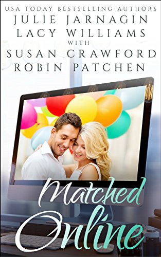 Matched Online: four contemporary romances cover