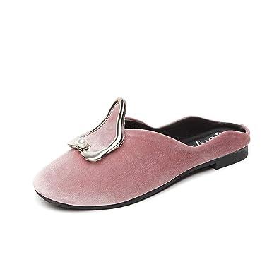 b4df758c7d5ac PRINCER Women Ladies Summer Casual Big Size Flat Beach Sandals ...
