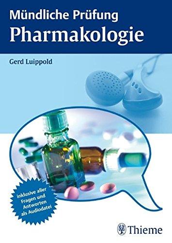 Mündliche Prüfung Pharmakologie
