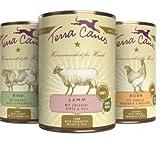 Terra Canis Classic Hundefutter 12 x 400g Dosen Mix