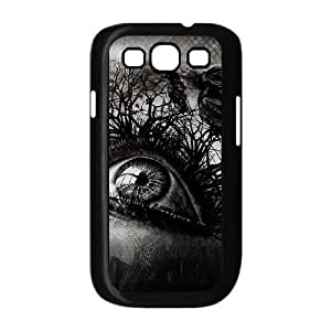 IPHONE Phone Case Of Eye feature art For Samsung Galaxy S3 I9300