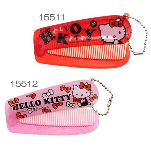 Hello Kitty foldable Cape selcom / glossy honey [red (15511)]