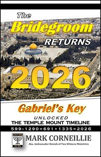 the bridegroom returns 2026 gabriel s key unlocked the temple mount
