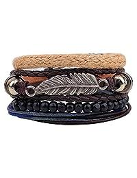 Men Women Beads Bracelet Elastic Natural Stone Yoga Bracelet Charm Bracelet