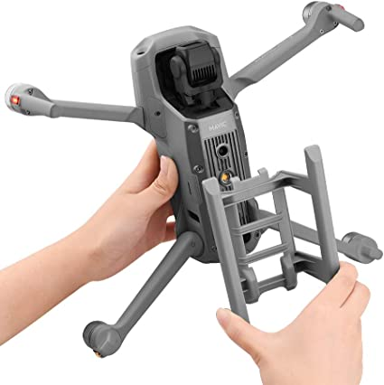Safety Flight Durable Landing Gear Foldable for DJI Mavic Air 2 Accessories