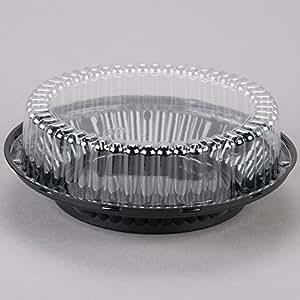 Amazon Com Pactiv 9 Quot Clear Round Plastic Pie Container