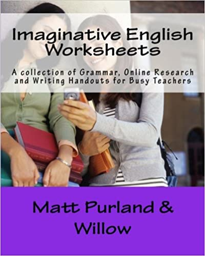 Imaginative English Worksheets: A collection of Grammar, Online ...