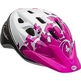 Bell Rally Child Helmet, Pink/White Flutter