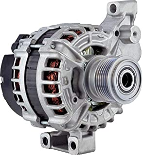 13855 New Alternator for 4.3L Mercedes-Benz S430 00 01 AL0768X 123520017