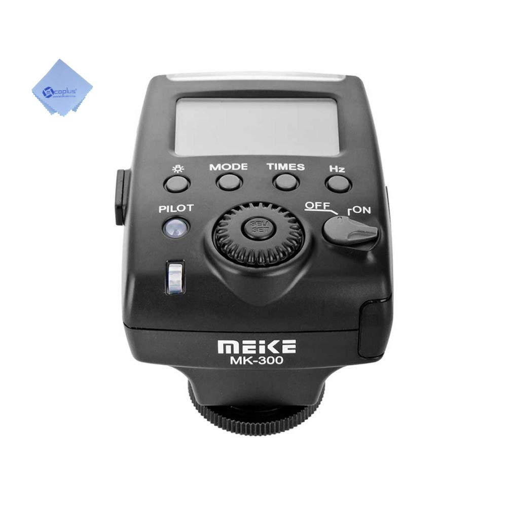 Meike MK300Flash for Nikon (Black) by Meike