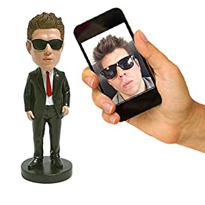 Your Own Bobblehead Custom Made, Suit and Tie