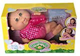 Cabbage Patch Kids Drink N' Wet Newborn Baby Doll (Polka Dot)