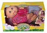 Cabbage Patch Kids Drink N Wet Newborn Baby Doll (Polka Dot)