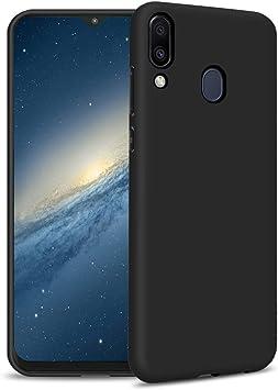 6X Funda Samsung A40, Silicona Funda para Samsung A40 Flexible ...