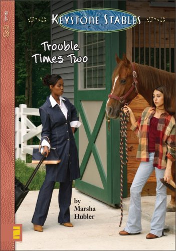 Download Trouble Times Two (Keystone Stables, No. 3) pdf