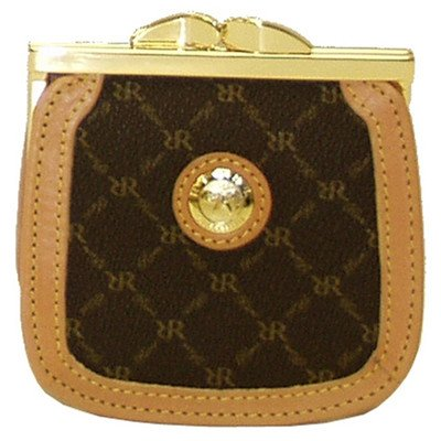 RIONI Signature ST-W016 Brown Coin (Rioni Purses)