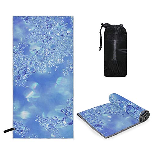 Perfectly Customized Microfiber Sport Travel Large Towel Pinterest Sparkles Quick Dry Absorbent Compact Lightweight Soft Beach Yoga Bath Pool Gym Golf Towels-Fit for Outdoors Fitness Hiking -