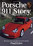 img - for Porsche 911 Story: The entire development history book / textbook / text book