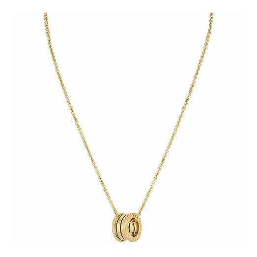 Bvlgari bzero1 18k yellow gold pendant 352814 amazon bvlgari bzero1 18k yellow gold pendant 352814 aloadofball Gallery