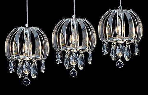 Plafoniere Cristallo Prezzi : Tianliang04 moderno lampadario di cristallo cucina illuminazione