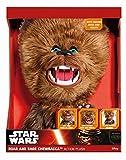 Underground Toys Star Wars Deluxe Chewbacca Rage & Roar Plush, 15