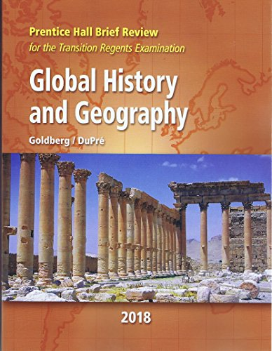 Prentice Hall Brief Review Global History and Geography 2018 Student Book
