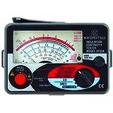 Kyoritsu 3132A Analog Insulation and Continuity Tester, 250/500/1000 Voltage