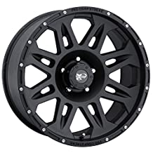 Pro Comp Alloy 7005-7883 Xtreme Alloys Series 7005 Black Finish; Size 17x8; Bolt Pattern 6x5.5 in.; Back Space 4.5 in.;