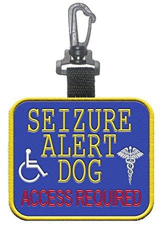 Seizure Alert Dog Required Identification
