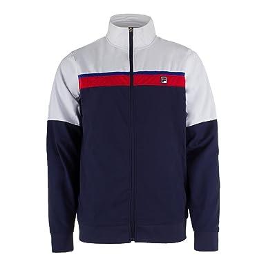 fae54097d40 Fila Heritage Tennis Jacket - SS19 at Amazon Men's Clothing store: