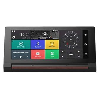 LPHPR Sistema De NavegacióN GPS, NavegacióN Satelital Portatile Da 6,86 Pollici 16 GB, 1024 MB, NavegacióN por Auto, NavegacióN por NavegacióN Android: ...