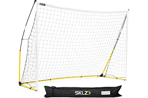 SKLZ Quickster Futsal Goal - 3M x 2M Ultra-Portable Quick Setup - Goal Futsal