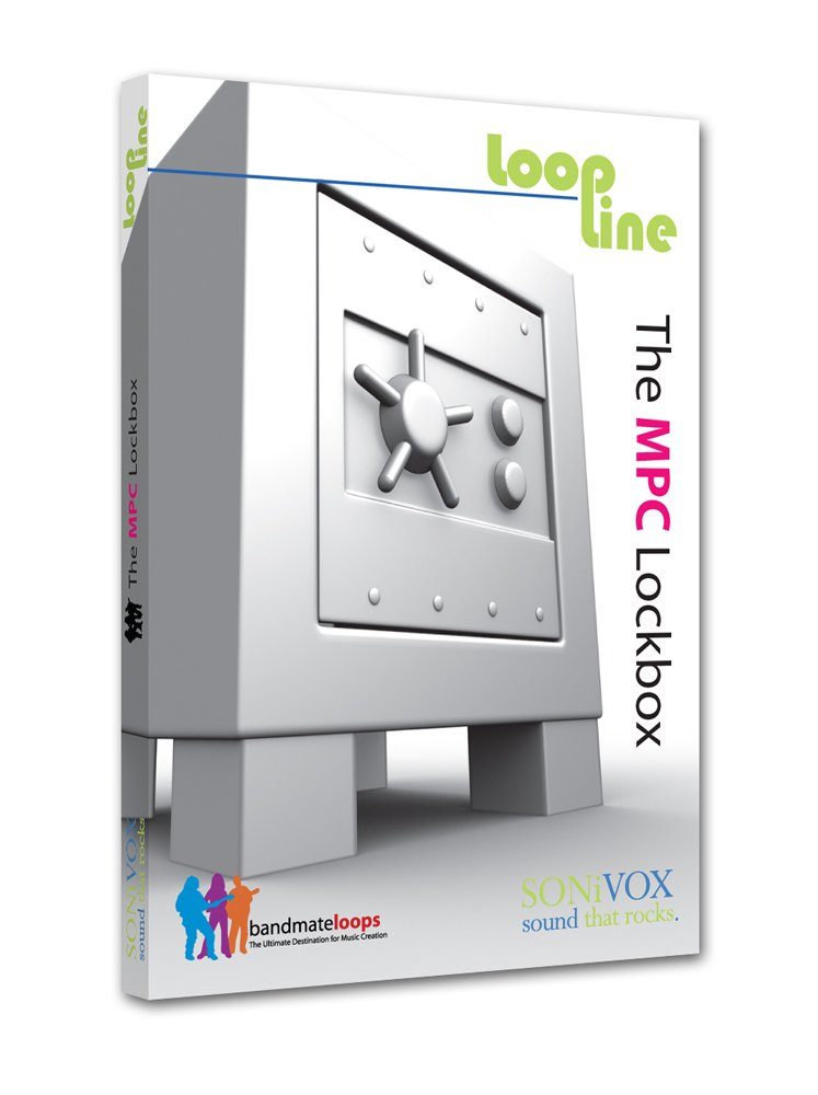 Sonivox MPC Lockbox - Looping Software Akai Professional