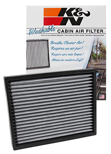 VF2041 K&N CABIN AIR FILTER (Cabin Air Filters):
