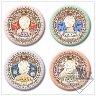 The most lottery Black Butler Book of Circus ~ the butler, meek ~ F Award grooming mirror set of 4