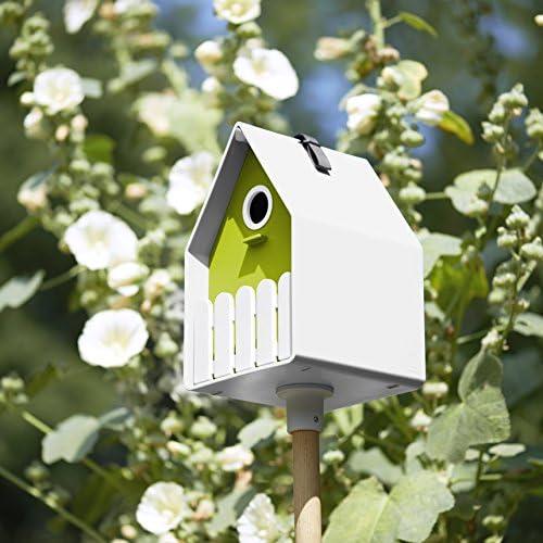 Emsa 514126 - Bird feeders (Hanging/Freestanding, Verde, Color ...