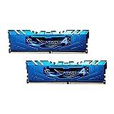 G.SKILL Ripjaws 4 8GB (2x4GB) DDR4 DRAM 3000MHz C15 Memory Kit (F4-3000C15D-8GRBB)