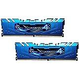 G.Skill Ripjaws 4 Series 16GB (2 x 8GB) 288-Pin DDR4 SDRAM 3000 (PC4 24000) Intel X99 Extreme Memory F4-3000C15D-16GRBB