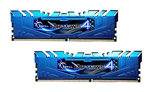 G.Skill Ripjaws 4 Series 16GB (2 x 8GB) 288-Pin DDR4 SDRAM 3000 (PC4 24000) Intel X99 Extreme Memory F4-3000C15D-16GRBB