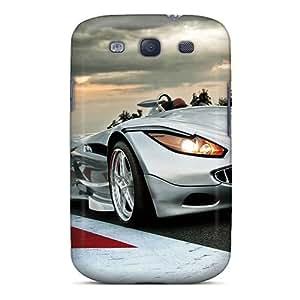 Sanp On Case Cover Protector For Galaxy S3 (vermot Veritas Rs Iii 4)