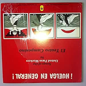 Huelga en general-Songs of the united farm workers / Vinyl record [Vinyl-LP]