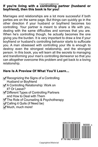 signs of a controlling relationship