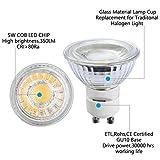 Drart GU10 Led Halogen Light Bulbs Spotlight