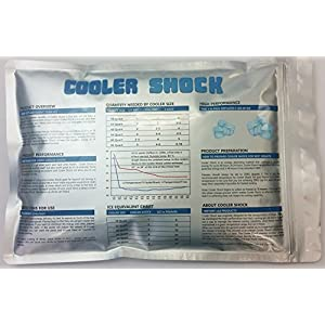 Cooler Shock Lg. Dry Packs (Screw Cap)
