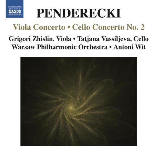 Penderecki: Viola Concerto - C...