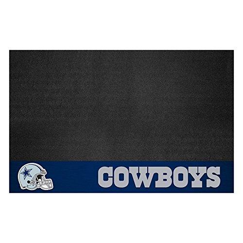 FANMATS NFL Dallas Cowboys Vinyl Grill Mat Dallas Cowboys Nfl Vinyl