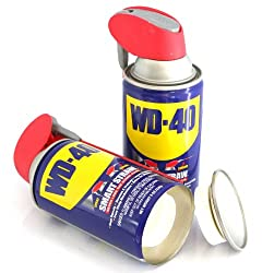 WD-40 Safe Can Diversion Stash Container+Free Pack of 1 1/4 Rasta Wrap Review