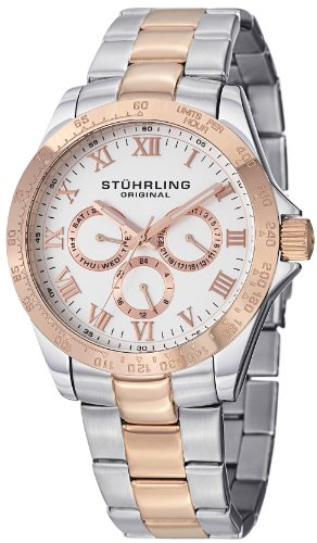 Speedway Rose Gold (Stuhrling Original Men's 774G.02 Symphony Regent
