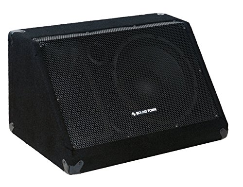 Sound Town METIS Series Passive Stage Monitor Speaker - 10'' - METIS-10M by Sound Town